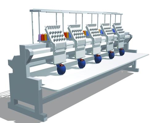 CNC全自动绕线机控制系统解决方案