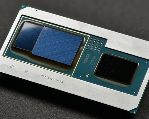 2018 英特尔发布全新第八代智能英特尔酷睿处理器搭载 Radeon RX Vega M 显卡